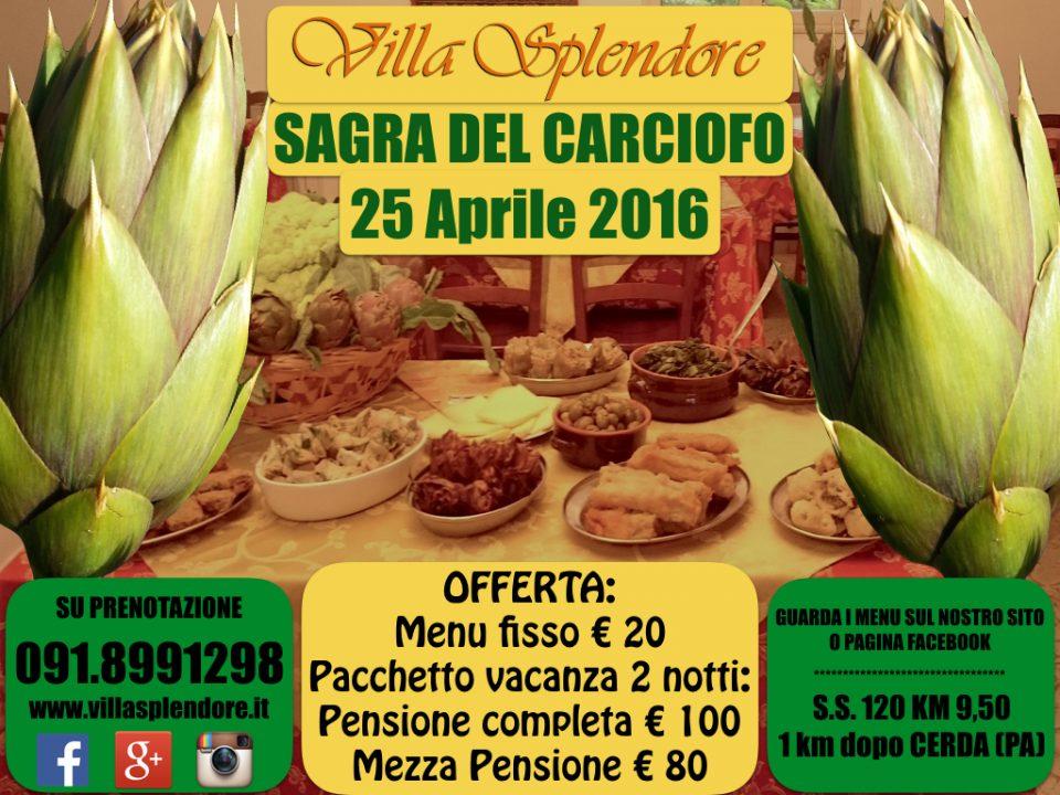 sagra carciofo 2016