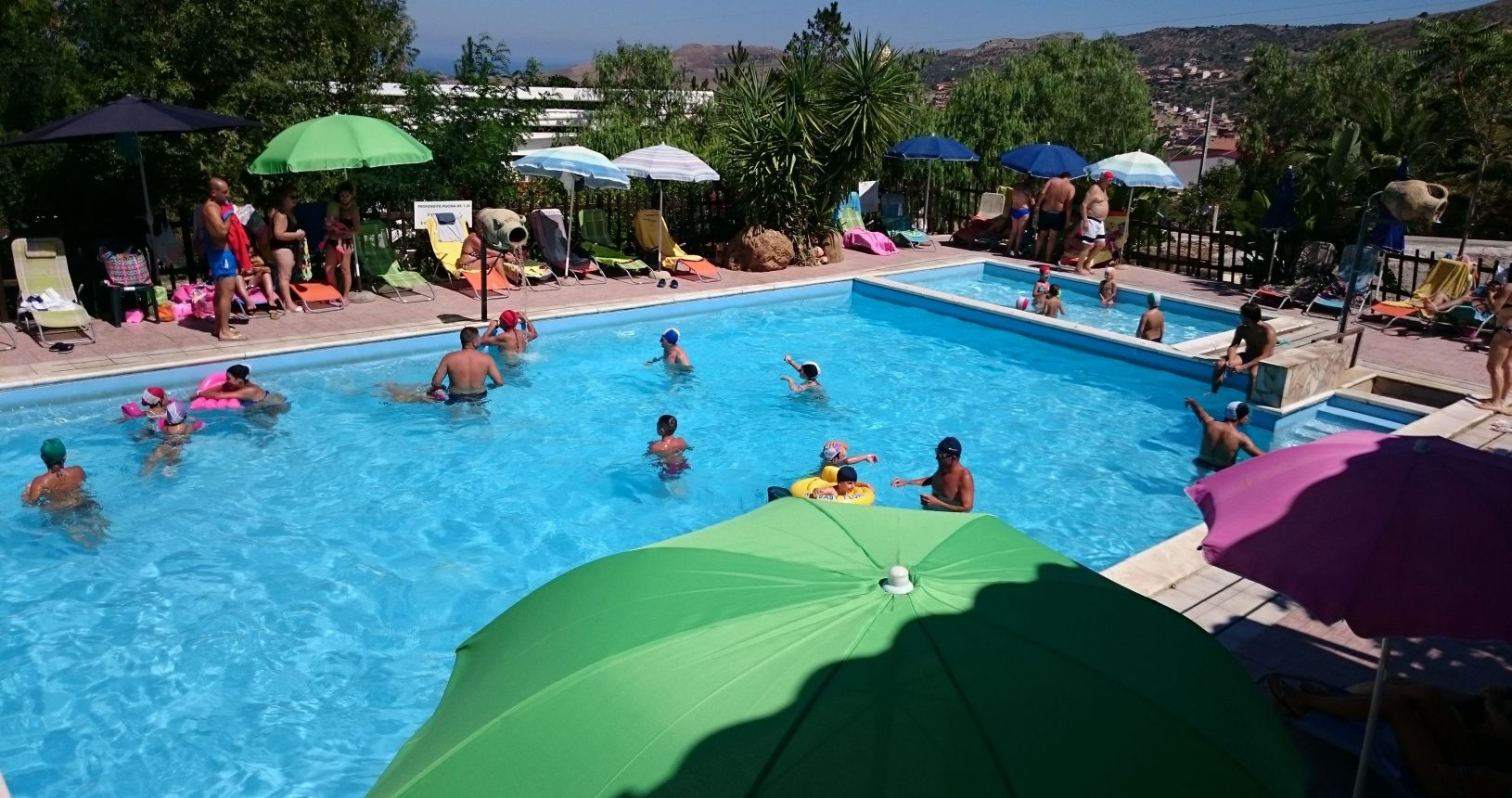 piscina estate 2016